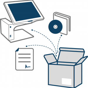 Picto du package du logiciel pressing